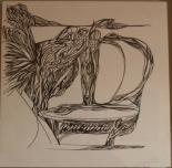 Ferrari-Nunes, Rodrigo (2010) 'Horizontes' (Pen on Aquarelle Paper)